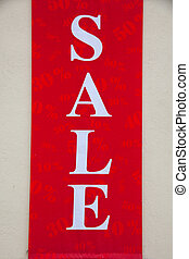 action for sale sign. - promotional sign for a final sale