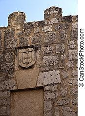 Tordesillas Fleur-de-lis - Coat of arms with six...
