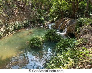 Suan Madeua Waterfall