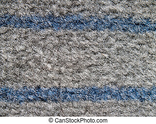 Carpet texture - Closeup texture and detail of rough carpet