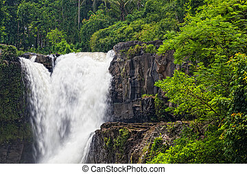 Tegenungan Waterfall is a beautiful waterfall located in...