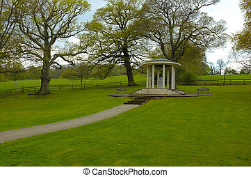 Carta Magna Memorial  in Runnymede