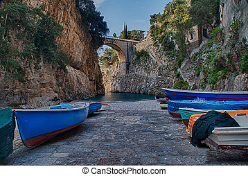 Furore - furore on the amalfi coast