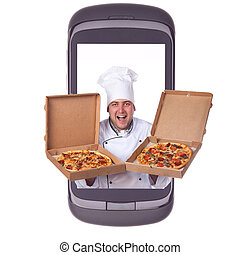 order delivery pizza