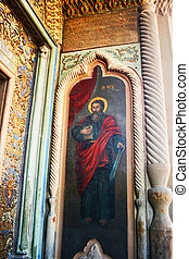 Ancient church in Armenia - Mother Cathedral of Holy...