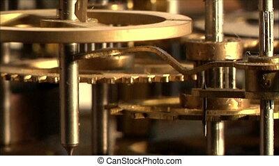 clock mechanism 4
