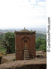 Church in Lalibela