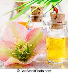Aromatherapy spa threatment