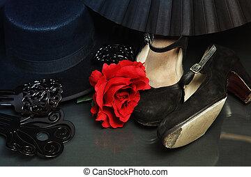 Flamenco accessories