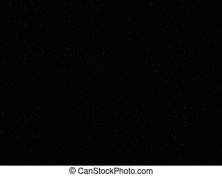 Starfield - Dark plain universe background with many stars