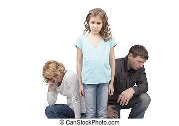 família, separação