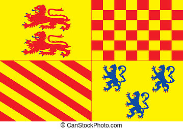 Correze dep flag - Various vector flags, state symbols,...