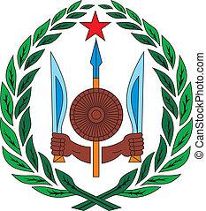 Djibouti coa n
