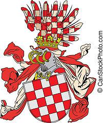 Croatia coa n