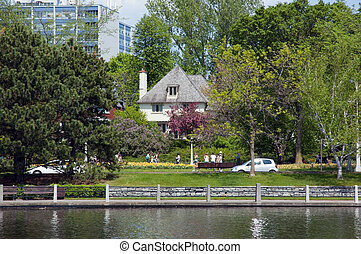 Travel by Rideau Canal