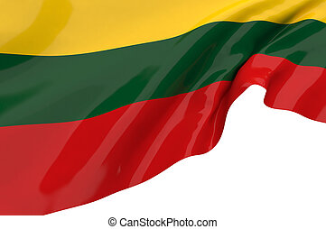 Vector Flags of Lithuania