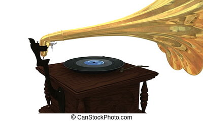 phonograph - image of phonograph