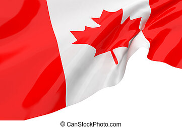 Vector Flags of Canada