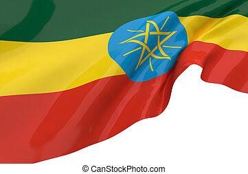 Flags of Ethiopia