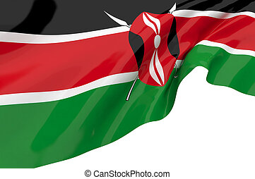 Flags of Kenya