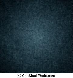 Dark blue vintage textile background