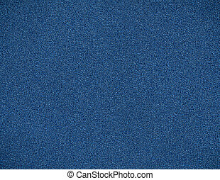 Blue grained wall texture