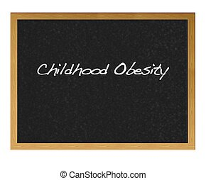 Childhood obesity.