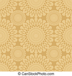 seamless lace background vector illustration