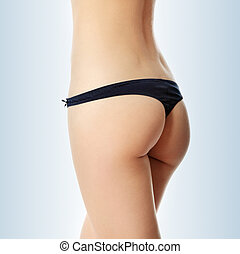 Womans buttocks - Perfect shape of womans buttocks