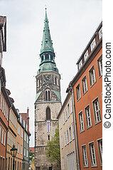 Hannover - Kreuzkirche in Hannover