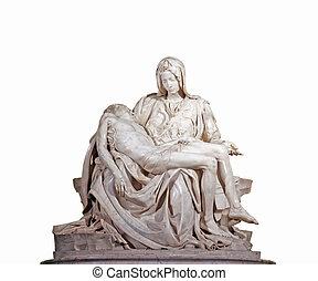 Michelangelo's, Pieta