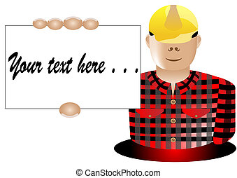 builder business card