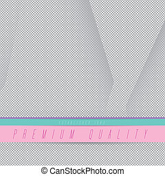 1980s vector background - Vector background in a 1980s retro...
