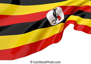 Flags of Uganda
