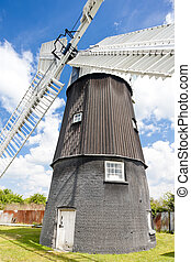 Wicken Windmill, East Anglia, England