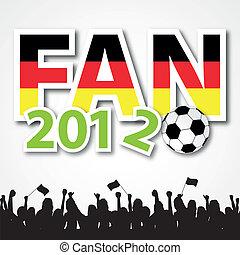 fan 2012 - soccer fan 2012