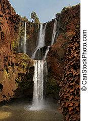 Waterfalls Ouzoud, Morocco
