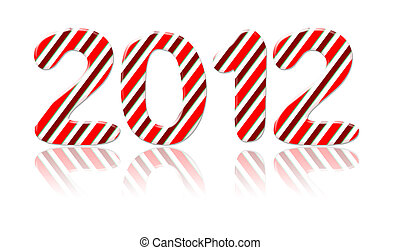 2012 Candy new year