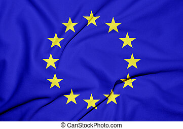 Euro, bandeira