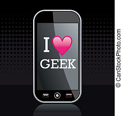 I love geek illustration
