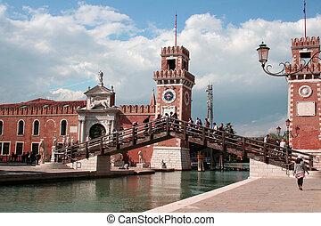 Italy, Venice Arsenal