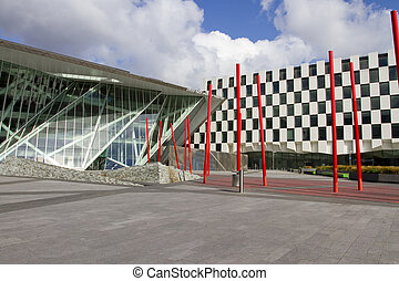 Grand Canal Square Theatre, Dublin