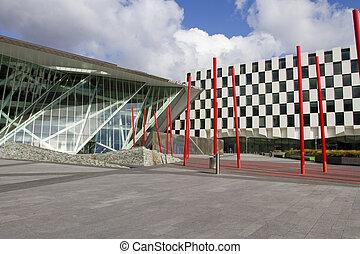 Grand Canal Square Theatre, Dublin