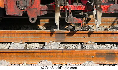 Ballast tamping - A tamping machine is a machine used to...