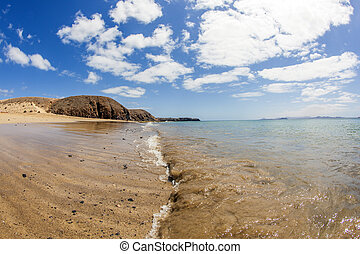 beautiful papagayo beaches - beautiful empty papagayo...