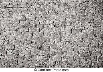 stone floor - white stone floor background