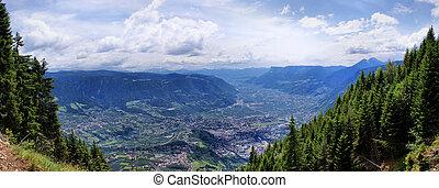 The Adige Valley