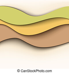 Abstract background. Natural colors