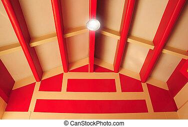 Chinese beam style