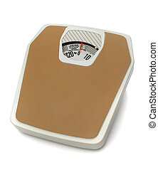 Weight scale, from my objects series